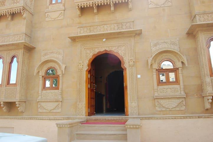 Personal service with a kind heart - Jaisalmer - Pousada