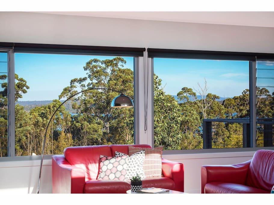 Lounge room views