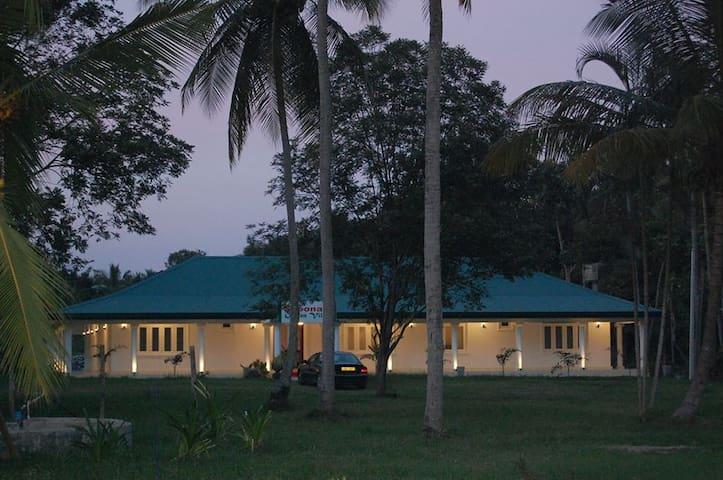 Siloonaa Garden Villa