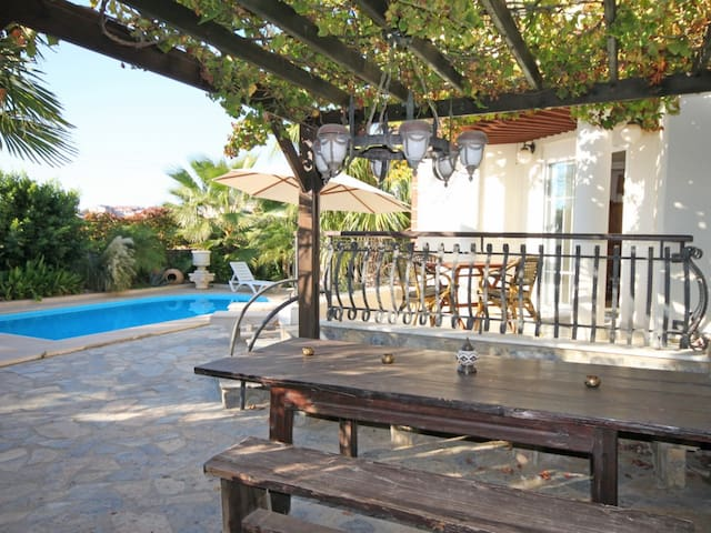 Sunshine Private Pool Villa 4 - Evrenseki - Villa