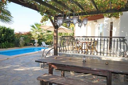Sunshine Private Pool Villa 4 - Evrenseki - Villa