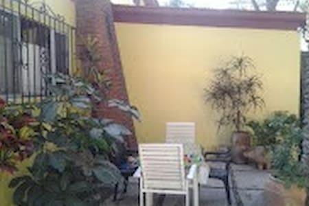 Garden Casita in Oaxaca - Santa Lucía del Camino - House