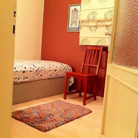 Single Room Cihangir in Taksim  - Beyoğlu - Ev