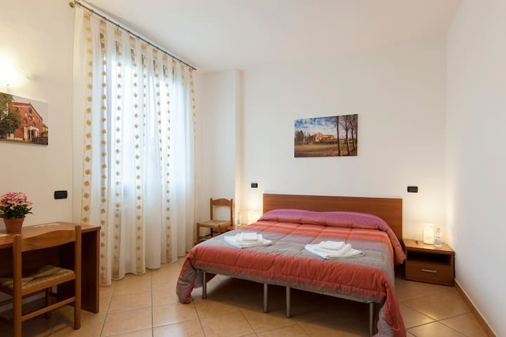 Room rental Abbey - Morimondo - Penzion (B&B)