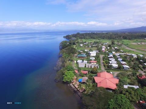 Wanigili - krásné místo na krásném místě