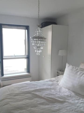 Moderne leilighet på idylliske Måseskjæret