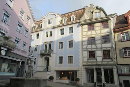 Gemütliches Zimmer in der Altstadt - Wil - B&B/民宿/ペンション