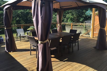 Mountain View Cabin - Gilford - Apartament