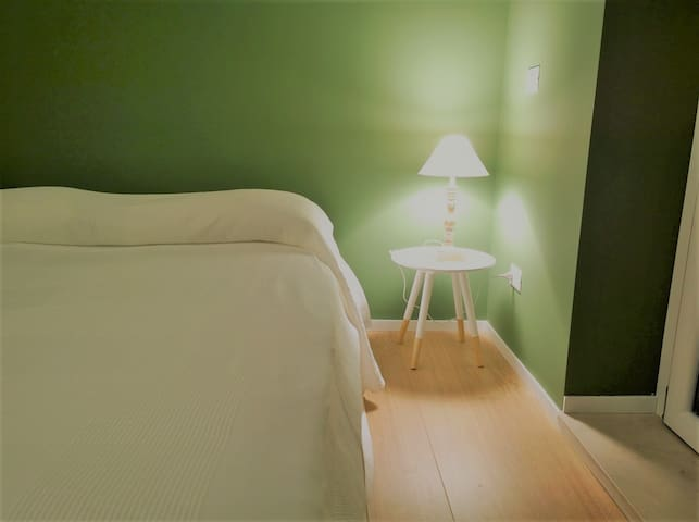 The Green Room in the best CENTRAL POSITION! - Matera - Bed & Breakfast