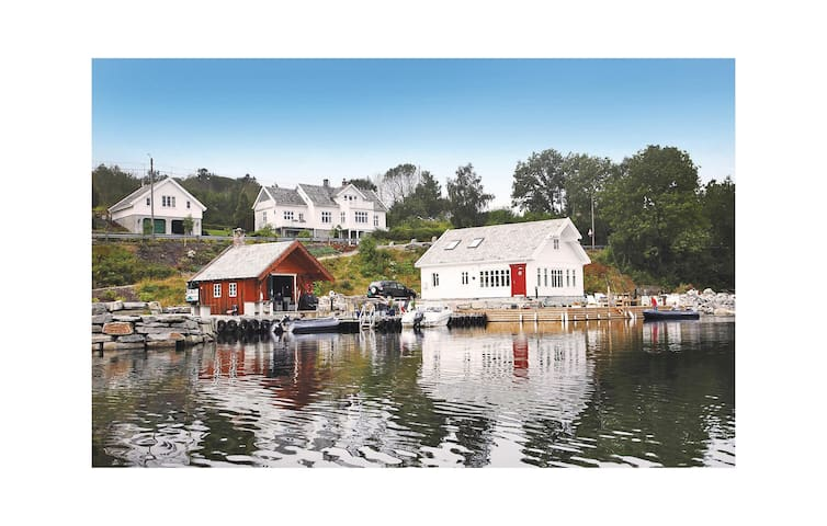 Holiday apartment with 1 room on 35 m² in Skjoldastraumen