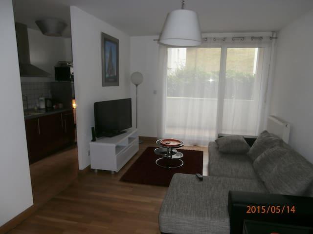T2 RDC + terrasse-véranda - Hendaye - Apartment