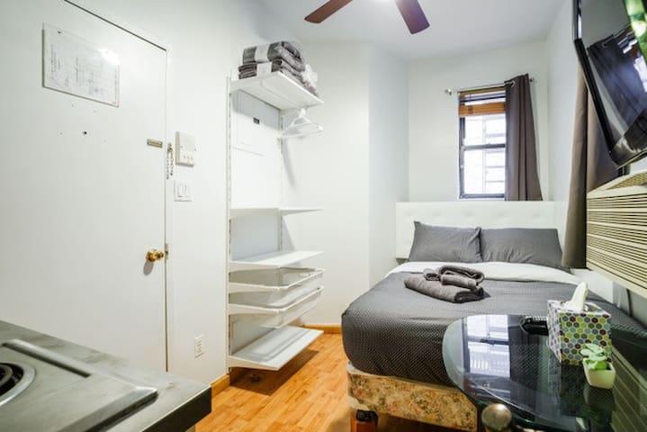 Comfortable Quiet Studio | Heart of NYC