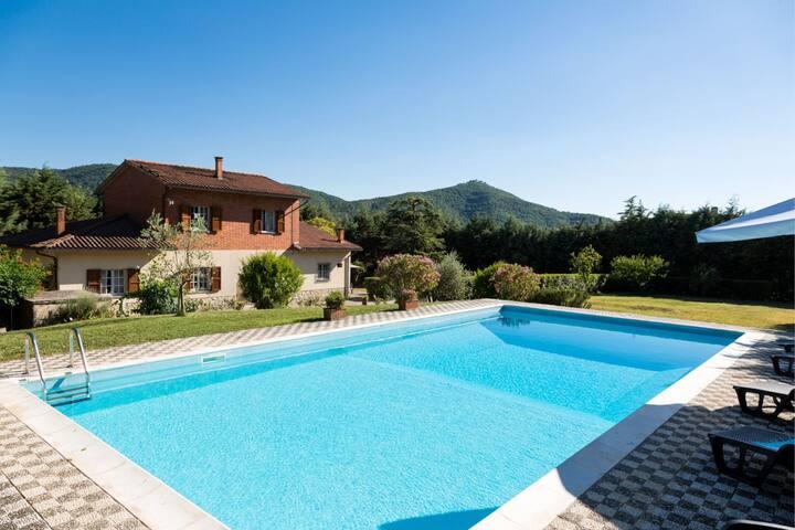 Villa Macchia ❊ Private garden and pool