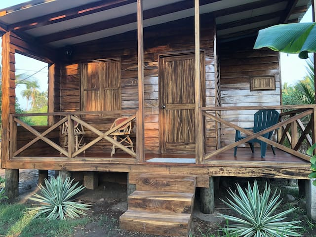 Majague Lodge ( Cabañas de playa )