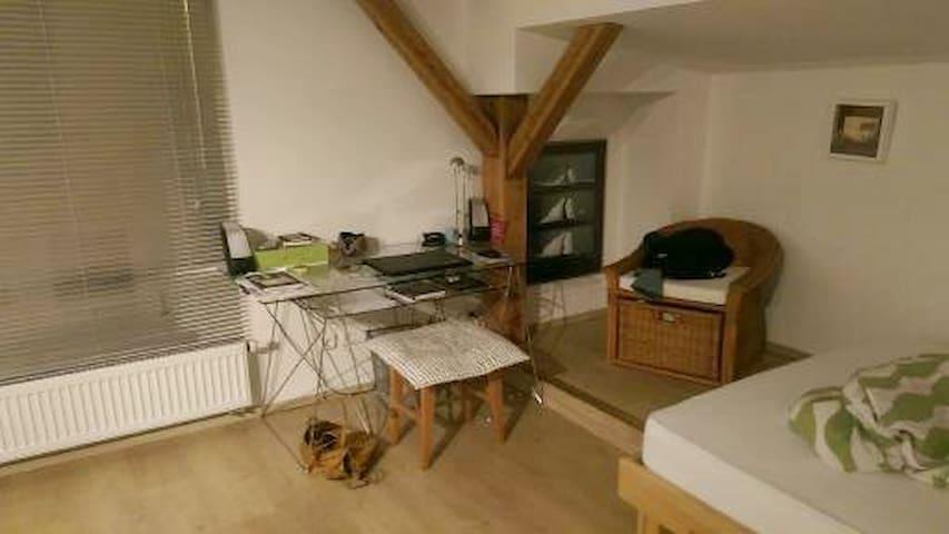Zentrale Altstadtwohnung mit Charme - Passau - Wohnung