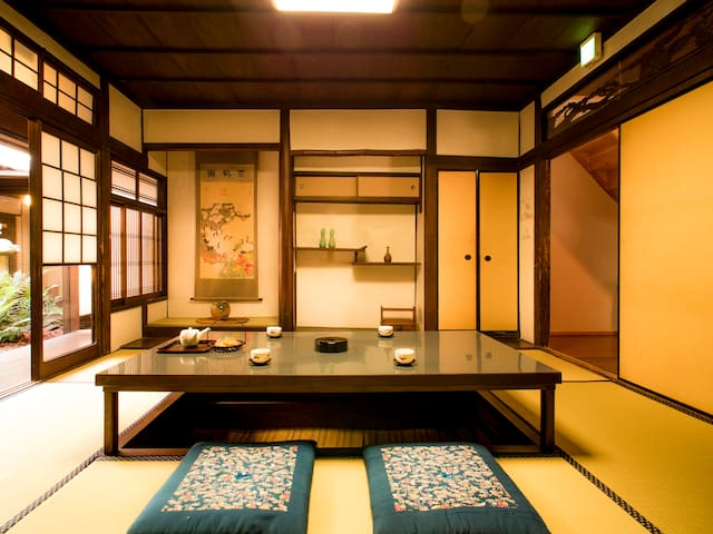 Himesato guesthouse ICONE roomB