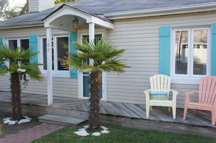 Beach House near the ocean