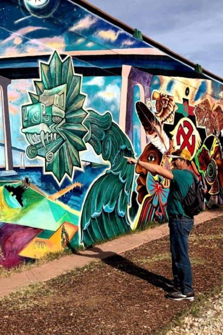 Historic Urban Art