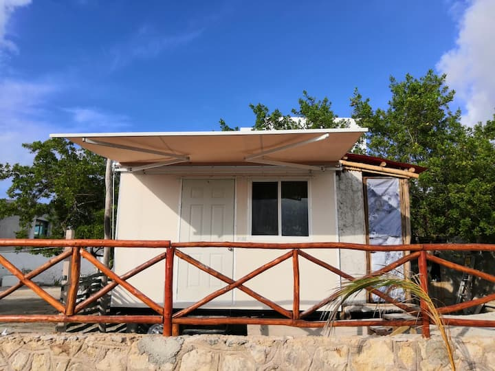 Comfortable Camper in the heart of HOLBOX