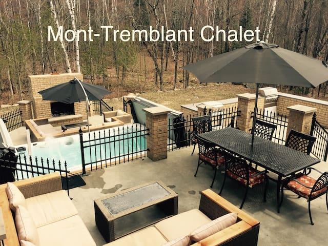 Cozy Chalet Mont Tremblant