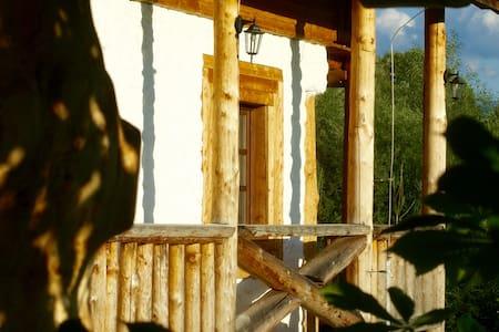 Gazdovský Dvor- Apartmán č. 1 - Bešeňová