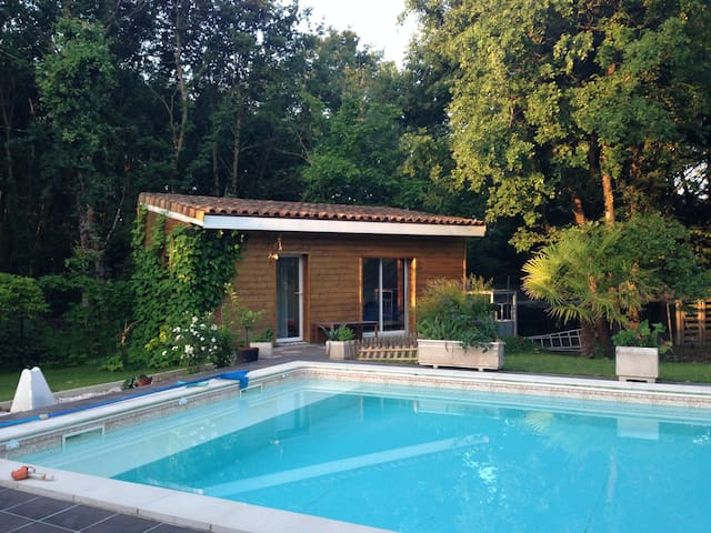 La maison du bonheur - Languedoc-Roussillon-Midi-Pyrénées - Huoneisto