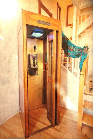 Handcrafted 2BR Time Machine!