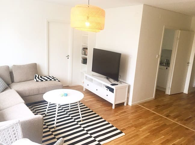 Newly renovated apartment 10 minutes from Sthlm C - Sundbyberg - Pis