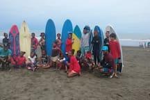Club de sur TIBURONES Nuqui.