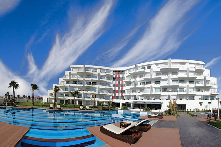 Q SPA RESORT A17 3+1 - Evrenseki - Apartament