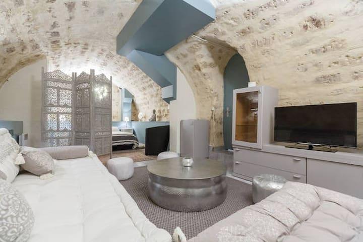 Bel Appartement Paris Monceau 17ème - Pariisi - Huoneisto