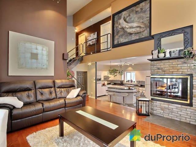 Beautiful house to share  - Sherbrooke - House