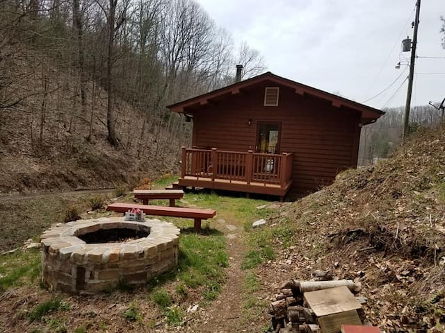 Scenic cabin near Hungry Mother with Wi-Fi