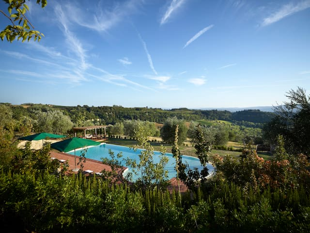 Gorgeous Villa btw Siena & Florence Ideal4Wedding - Barberino Val d'Elsa - Villa