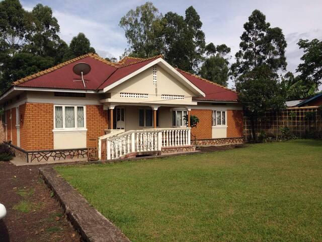 Kisoro homestay