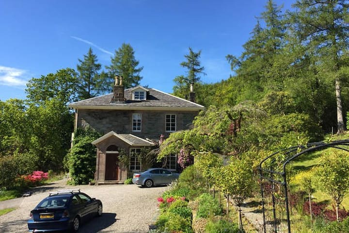 Victorian villa of great character - Argyll and Bute - Villa