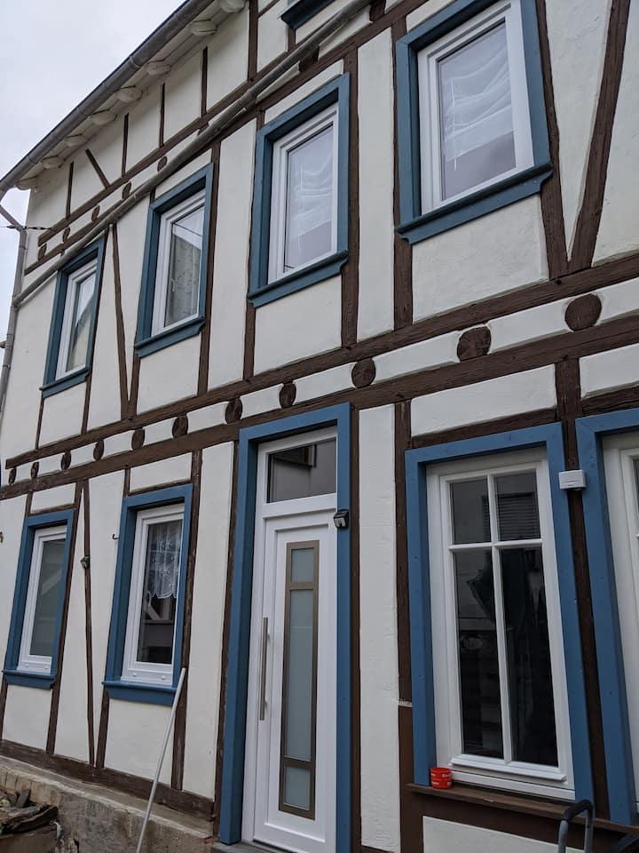 Fischer Haus in Kestert am Rhein,UNESCO Kulturerbe