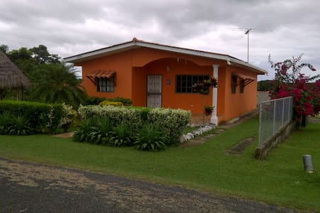 Cozy country home for rent - Las Tablas
