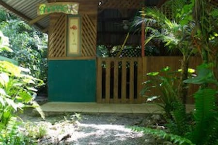 Cabaña Maracu, private and surrounded by nature. - Puerto Viejo de Talamanca - Cabin