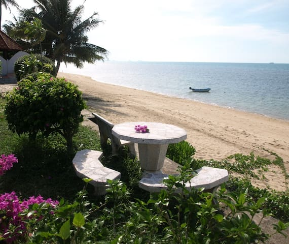 Romantic House at the Beach - Ko Samui - House
