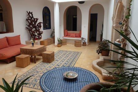 Chambre n°7 au Riad AL JAMIL - Essaouira