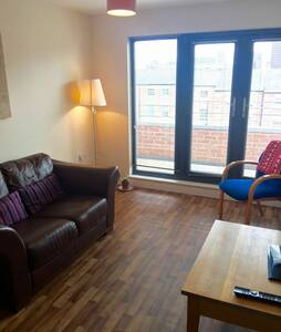 Amazing location lime st Liverpool - Appartement