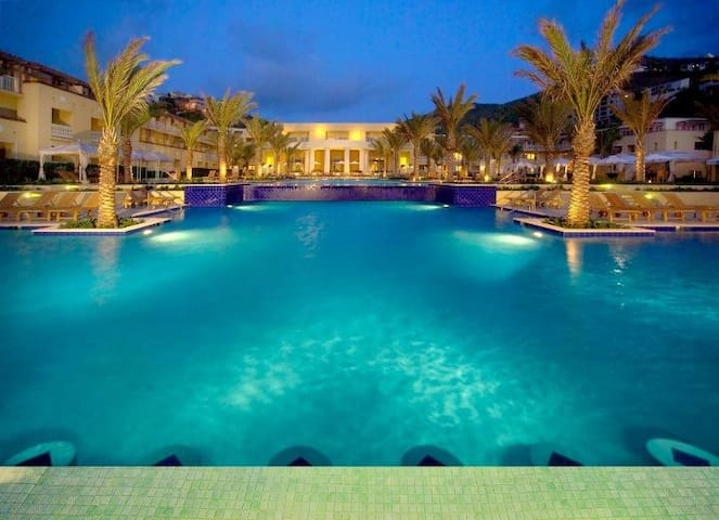 Luxury ++ Beach ++ Oyster Pond ++  - Sint Maarten - Apartament
