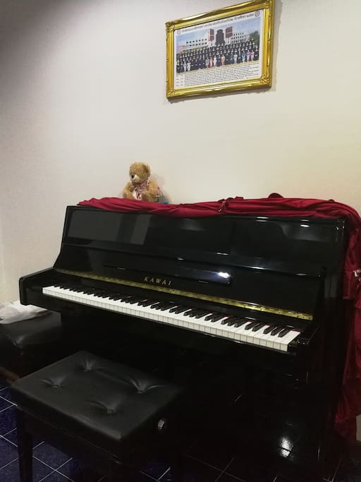 If you can play piano feel free to practice it :)