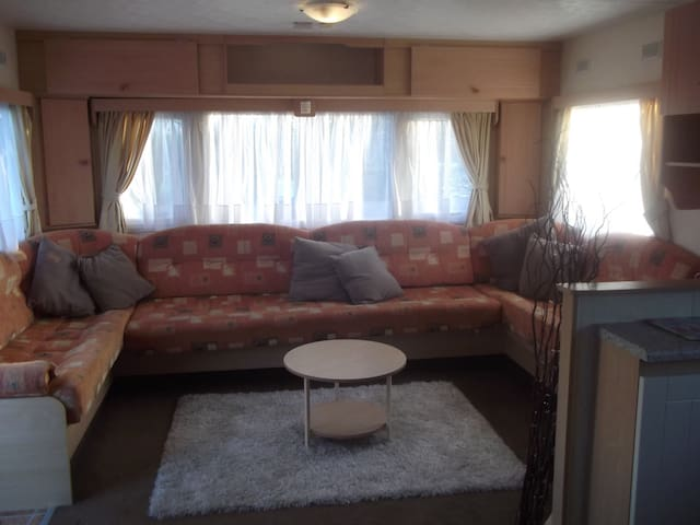 Beautiful mobile home near beach - Selsey - Outros