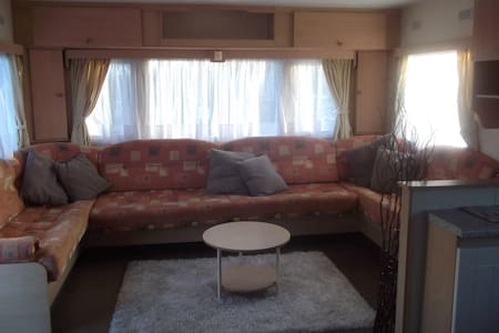 Beautiful mobile home near beach - Selsey - Inny