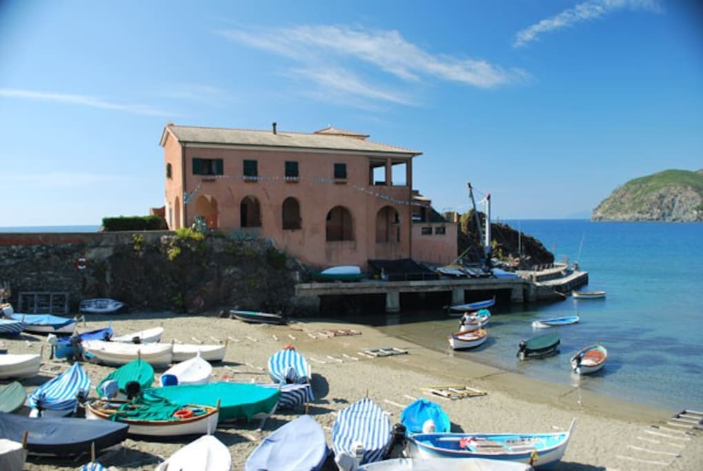 Levanto, a full emotional and totally relaxing holiday !!