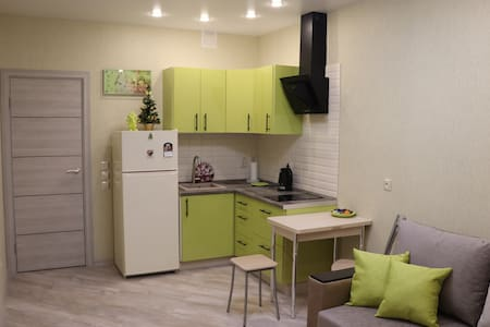 Апартаменты в Изумрудном