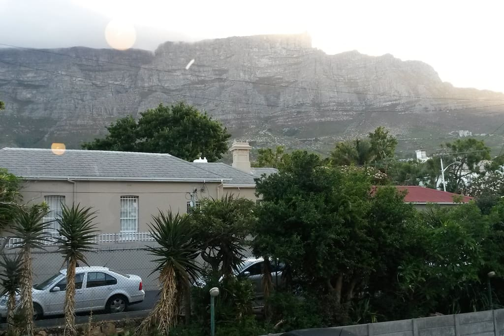 Wake up to your view of Table Mountain