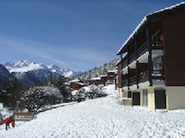 Lux apt wintersport French Alps (6 pers)
